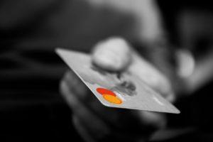 תשלום בכרטיס אשראי
