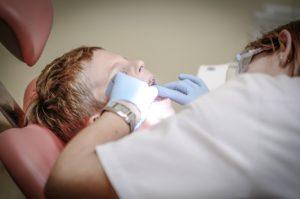 טיפול שיניים לילד